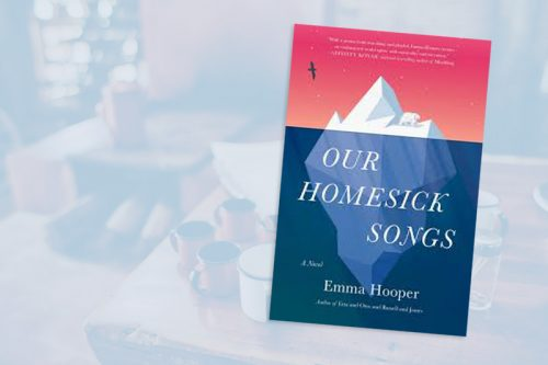 Feast for Fiction – Our Homesick Songs