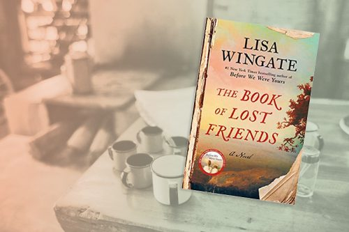 Feast of Fiction — The Book of Lost Friends