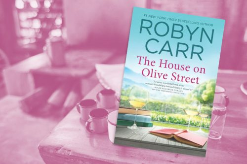 Feast of Fiction – The House on Olive Street