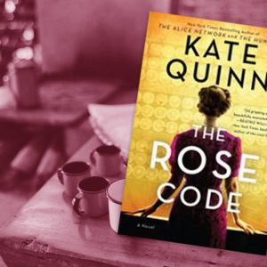Feast for Fiction — The Rose Code