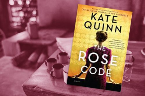 Feast of Fiction — The Rose Code