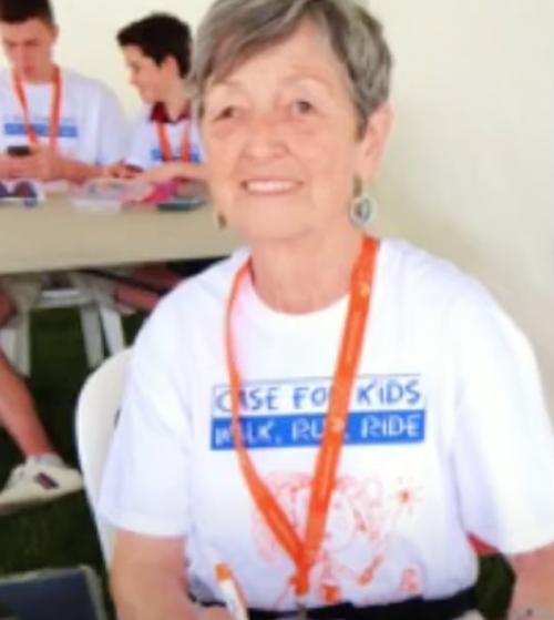 Wesley Case for Kids Walk 2021